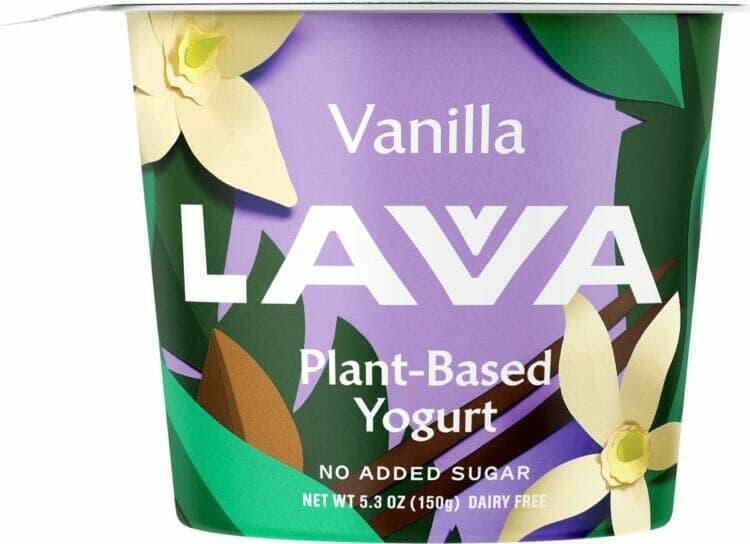 Lavva plant-based yogurt