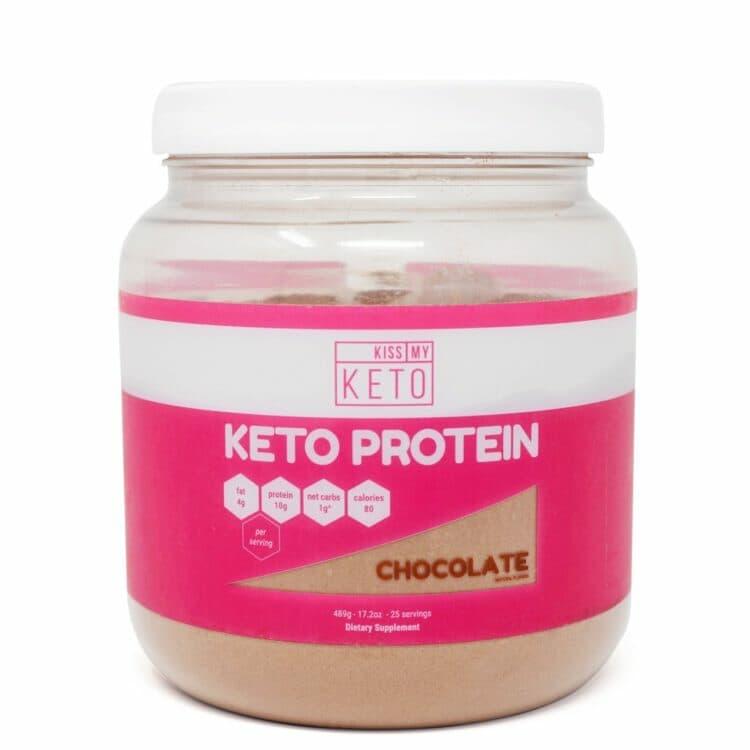 Kiss My Keto - Keto Protein