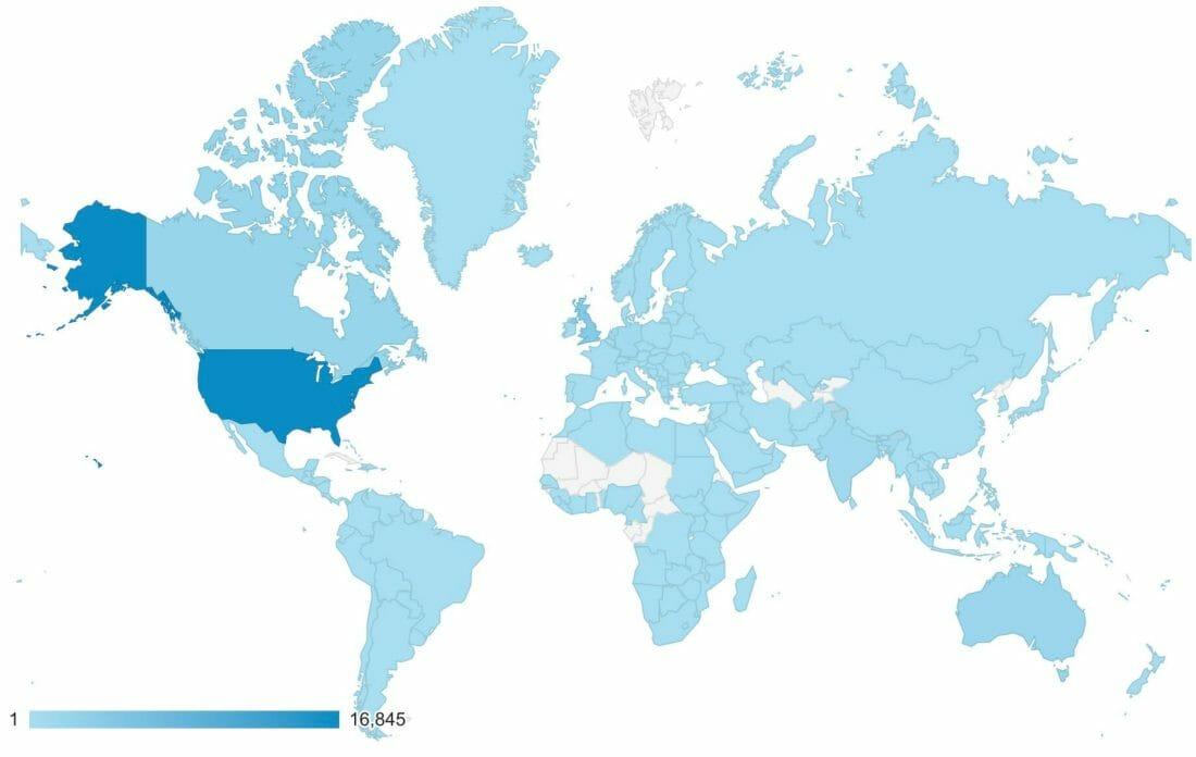 Michael Kummer - Top Countries