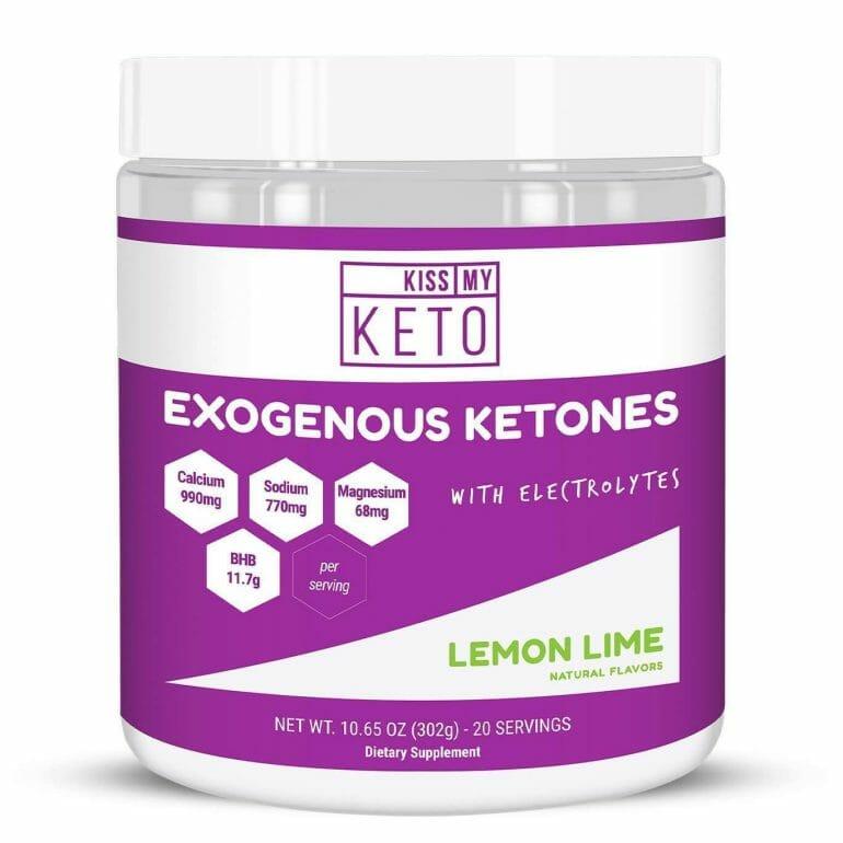 Kiss My Keto - Exogenous Ketones