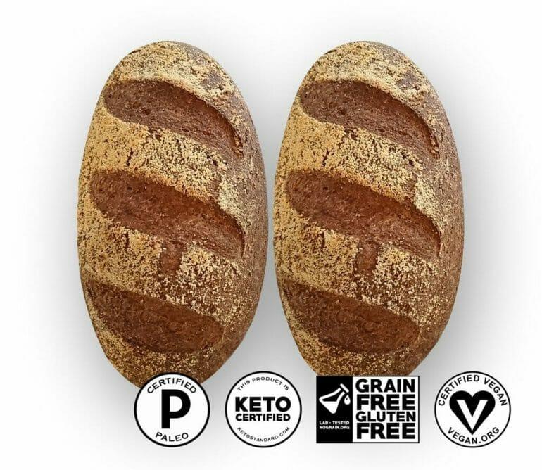 Yez Foods - Keto Bread