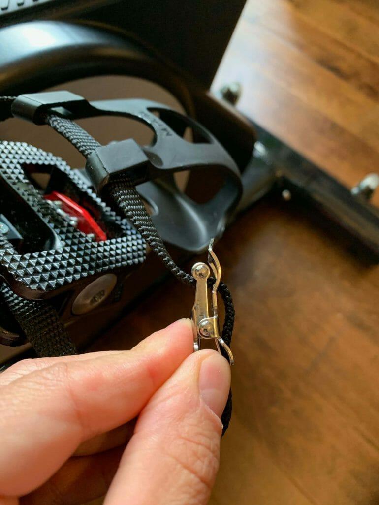 CAR.O.L - Foot straps