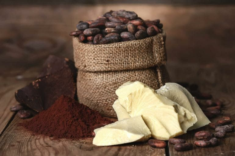 Cocoa butter and cocoa powder are excellent choices for keto shakes