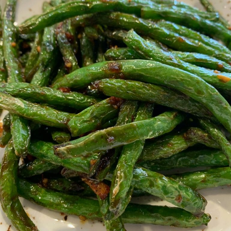 Green Beans (P.F. Changs)