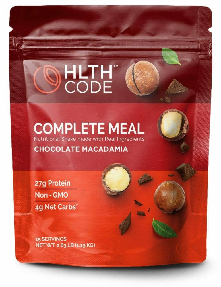 HLTH Code Keto Meal replacement