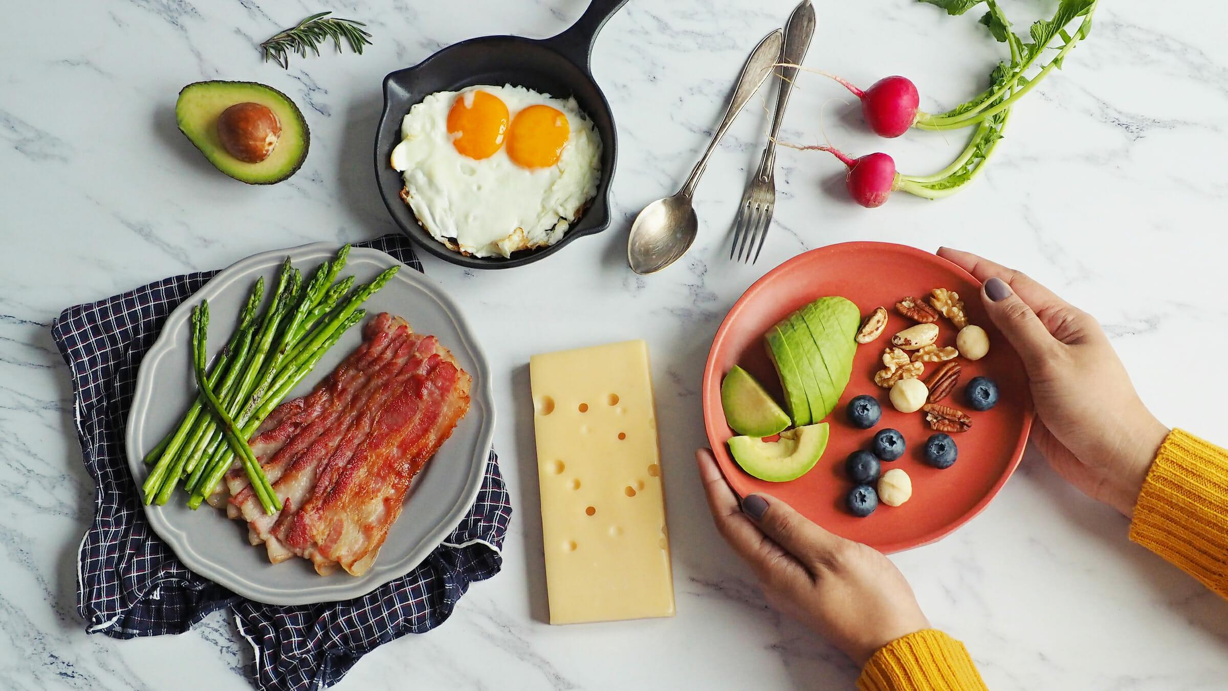 Keto Meal plan - Ketogenic diet meal preparation copy