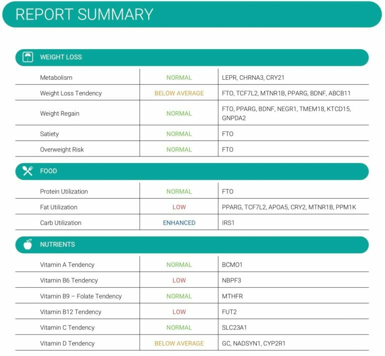 Michael's Test Report Summary
