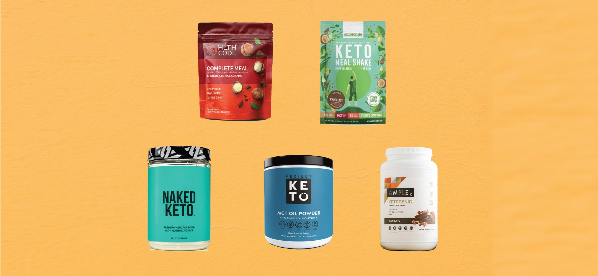 Best keto meal replacement shakes