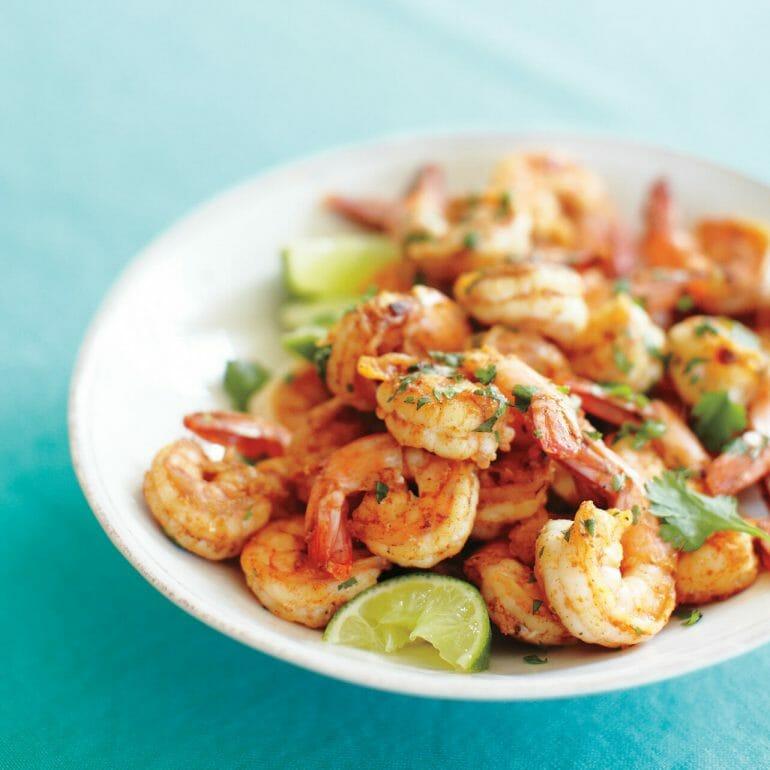 cavemanchefs - shrimp