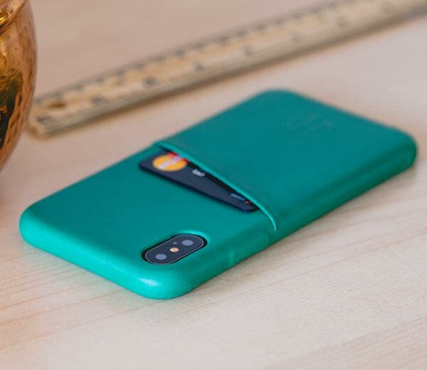 Haxford leather case for iPhone X
