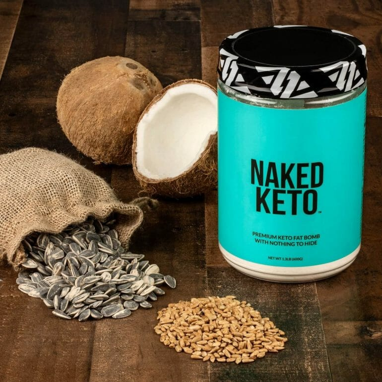 Naked Nutrition - Naked Keto
