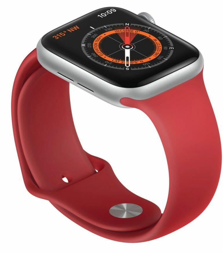 Apple Watch Series 5 - Compass