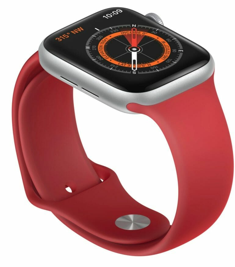 Apple Watch Series 5 - Compass