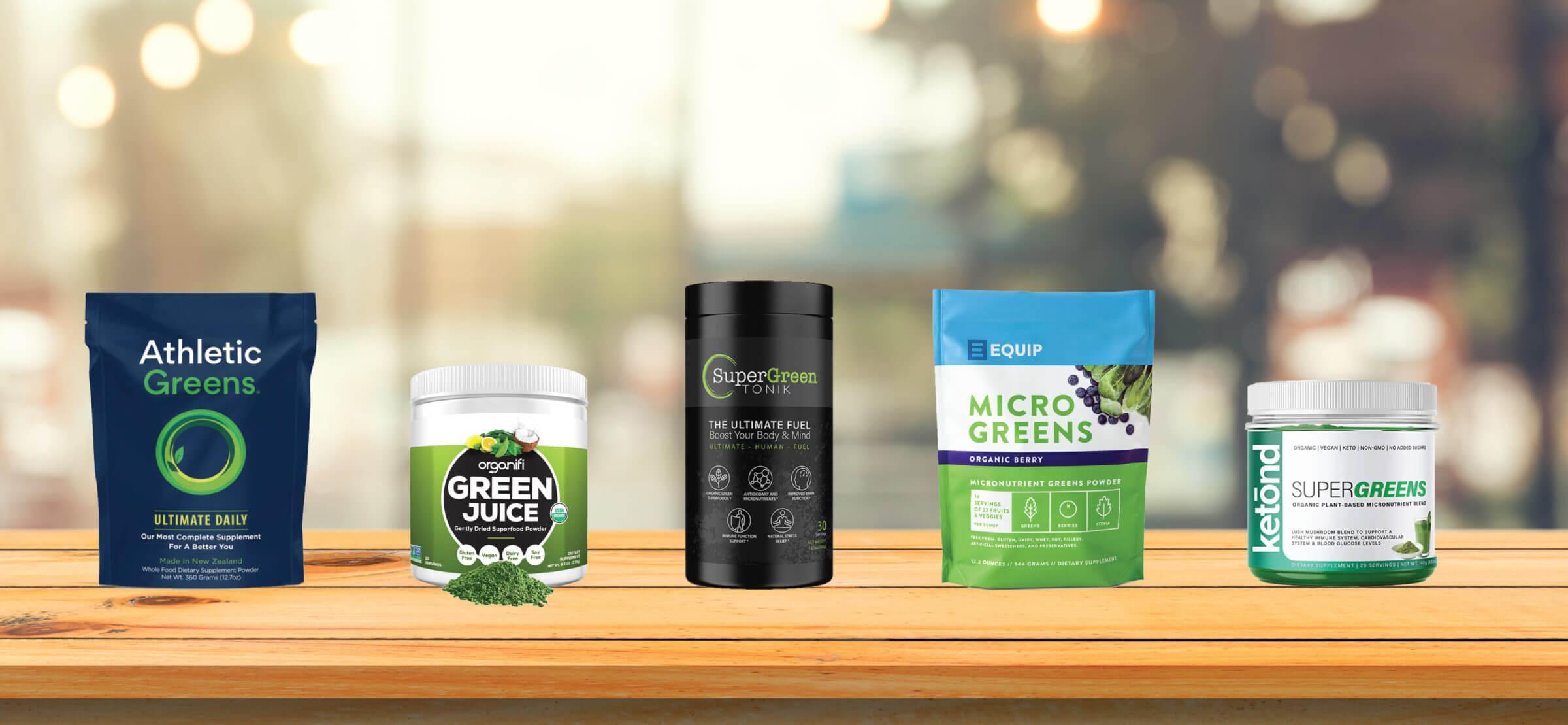 Best Superfood Green Powder in 2020