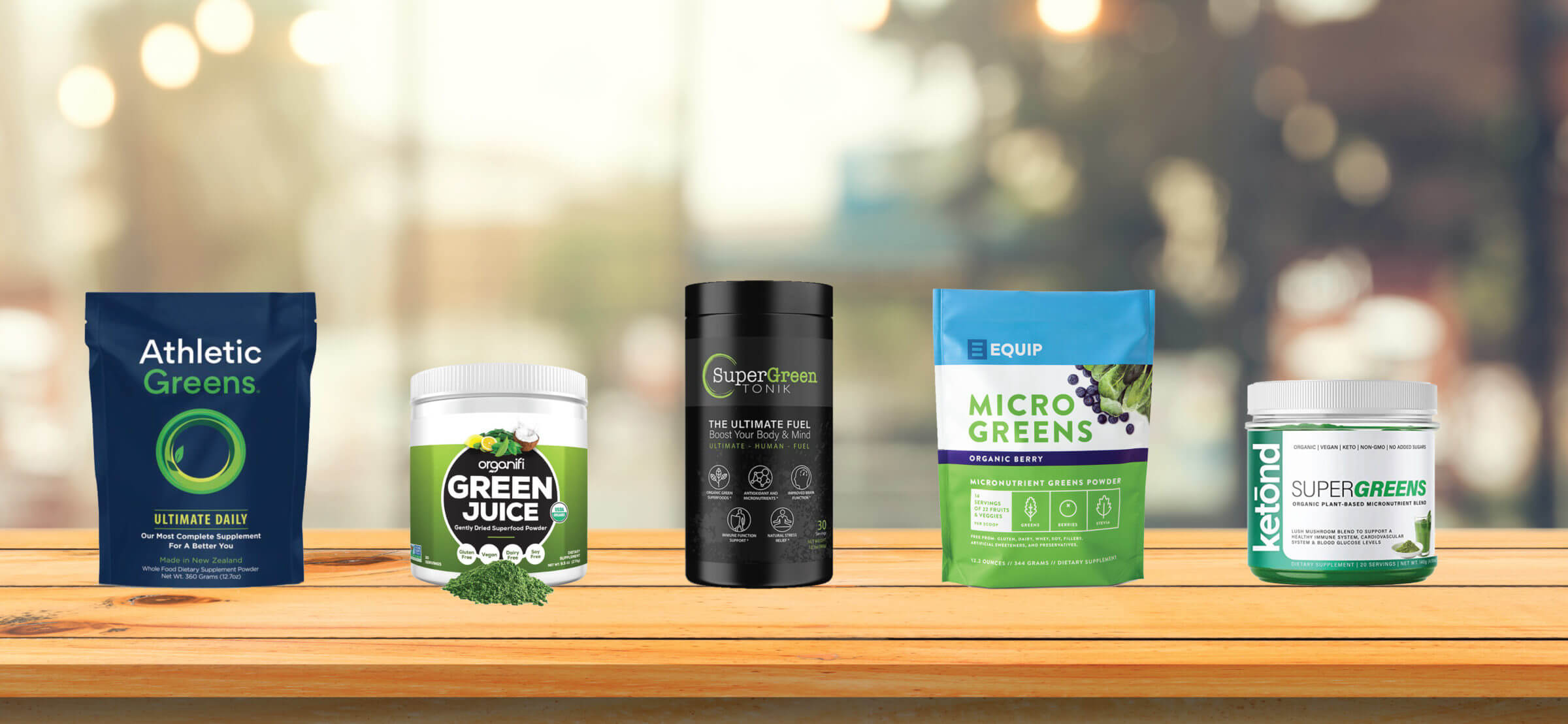 Best Superfood Green Powder in 2020
