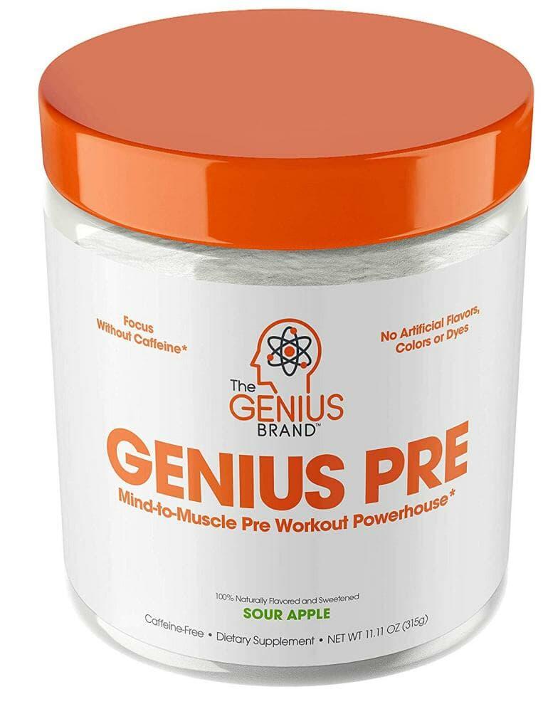 Genius Pre Workout Powder