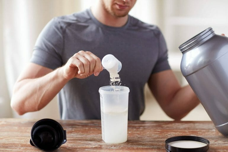 How to choose a plant-based protein powder