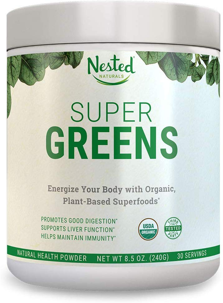 Nested Naturals - Super Greens