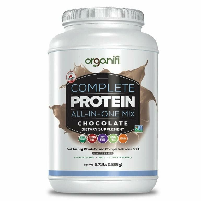 Organifi Complete Protein