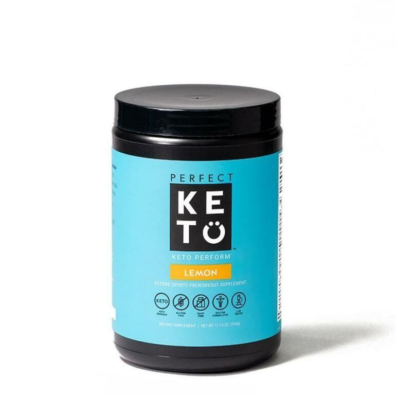 Perfect Keto - Perform Keto Sports Drink