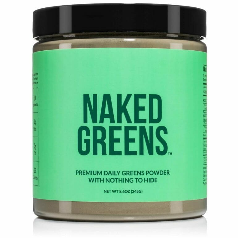Naked Nutrition Naked Greens