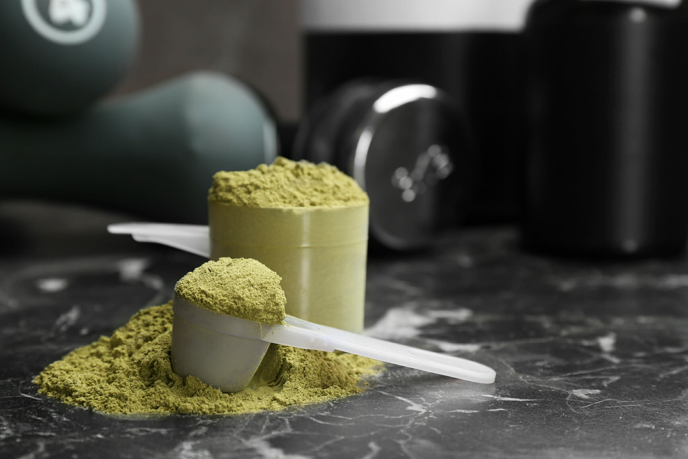 Best vegan protein powder (plant-based)