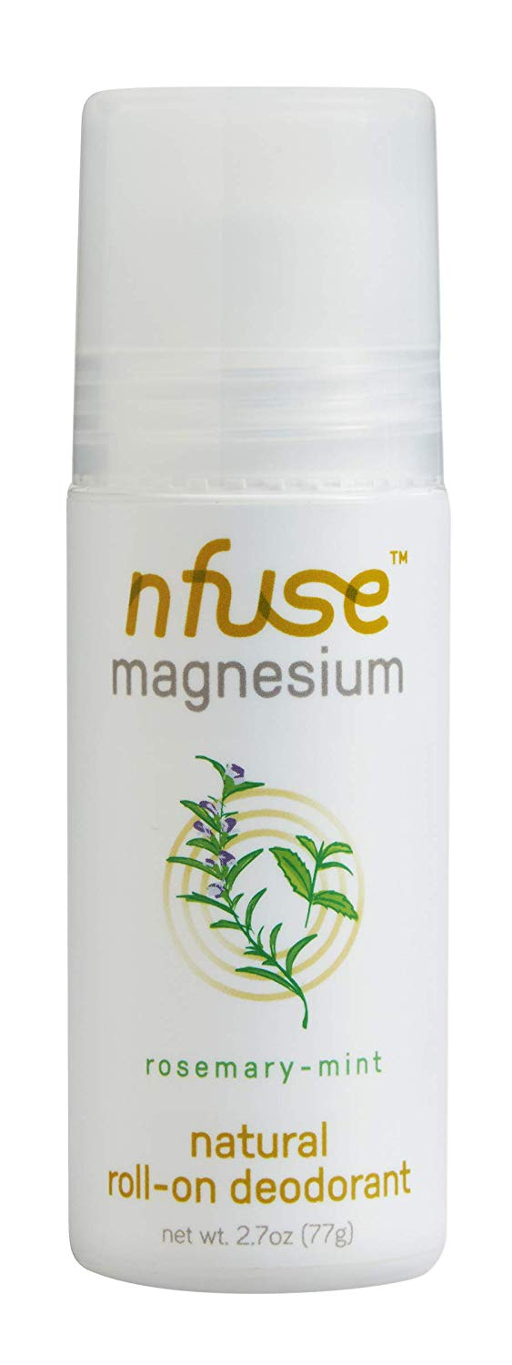 nfuse Magnesium Deodorant - Natural Roll On