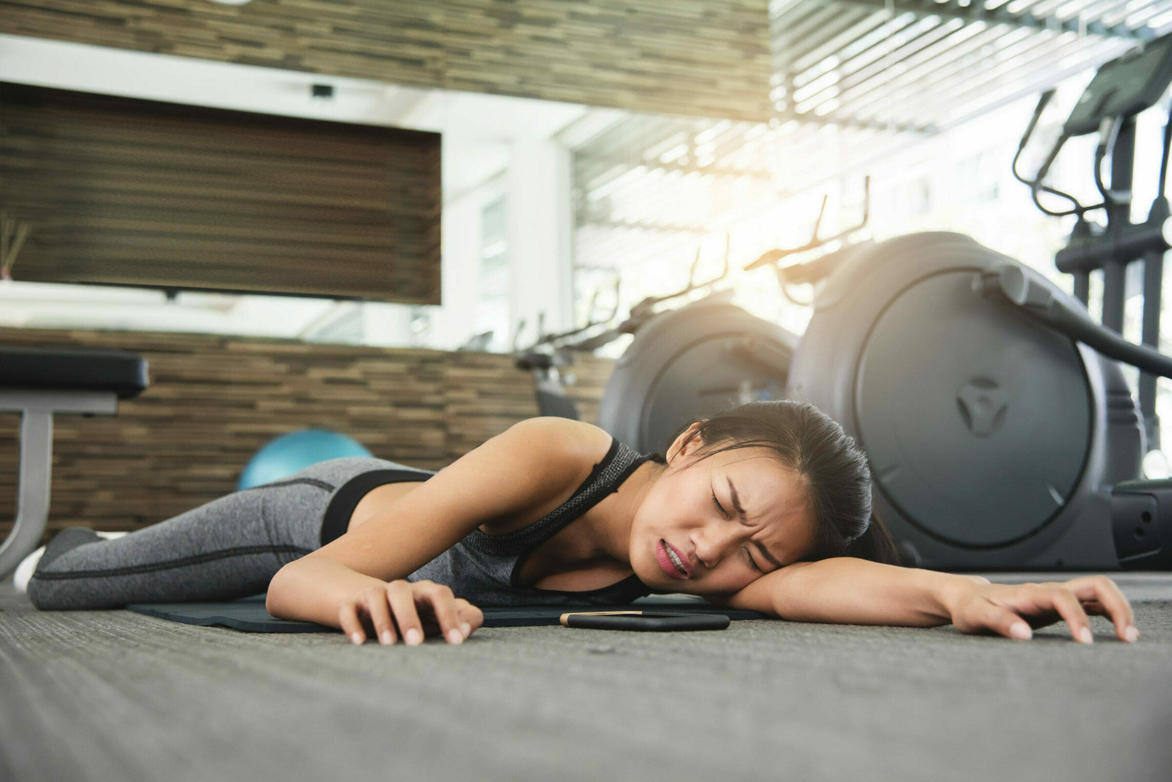 How To Recover From A Workout Faster