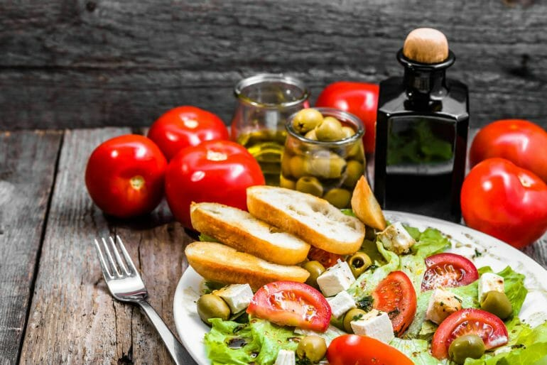 The Mediterranean Diet is less bad but still not great
