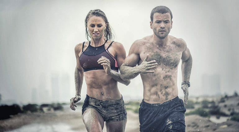 Endurance athletes can efficiently burn fat or glucose for energy