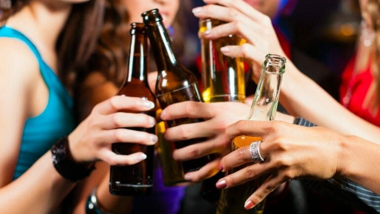 Unsurprisingly, alcohol and drugs aren't good for your hormone production
