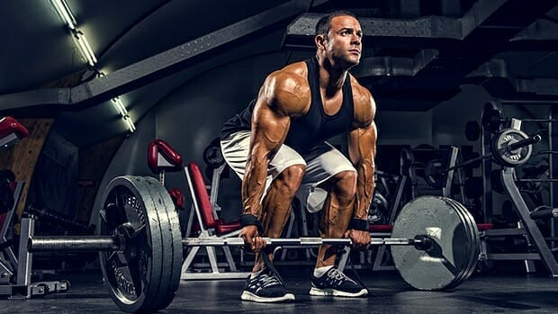 Deadlifts an excellent way to increase testosterone levels
