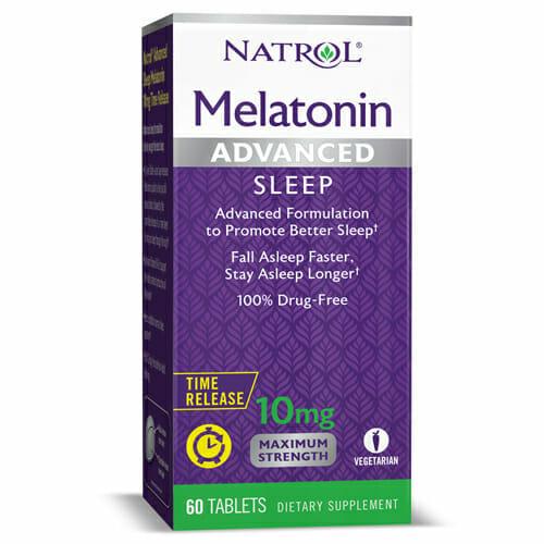 Natrol Melatonin - Advanced Sleep