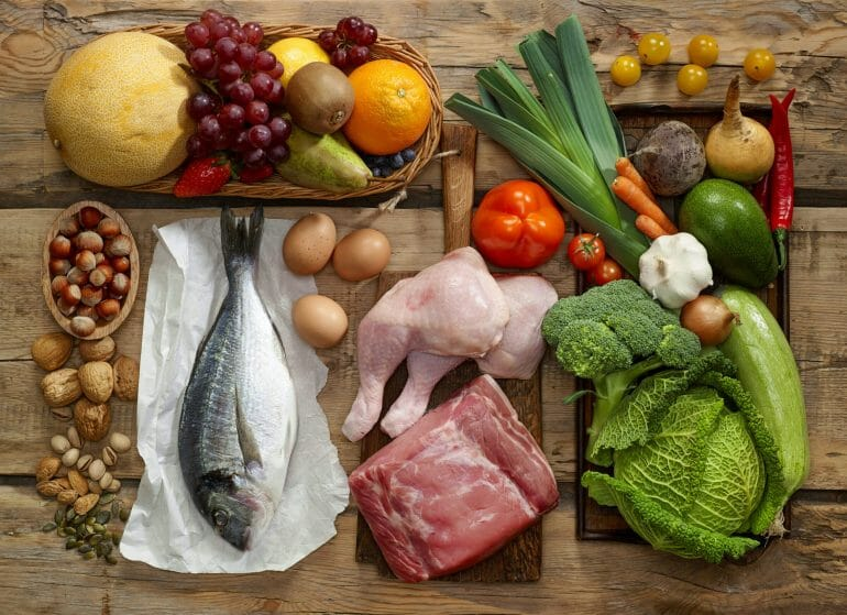 The paleo diet reduces inflammation and offers flexibility