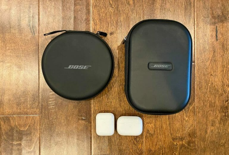 AirPods vs. Bose
