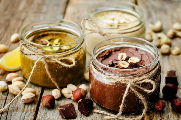 What are the best nut butters for keto?