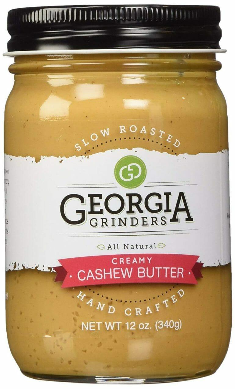 Georgia Grinders Cashew Butter