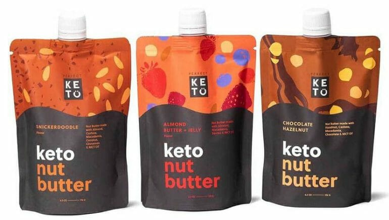 Perfect Keto Nut Butter Blend