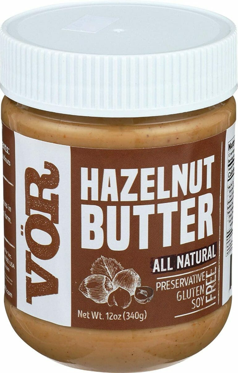 Vör Pure Hazelnut Butter