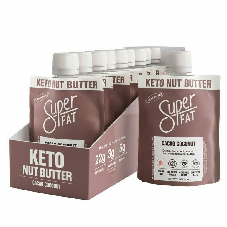 Cacao Coconut Nut Butter.