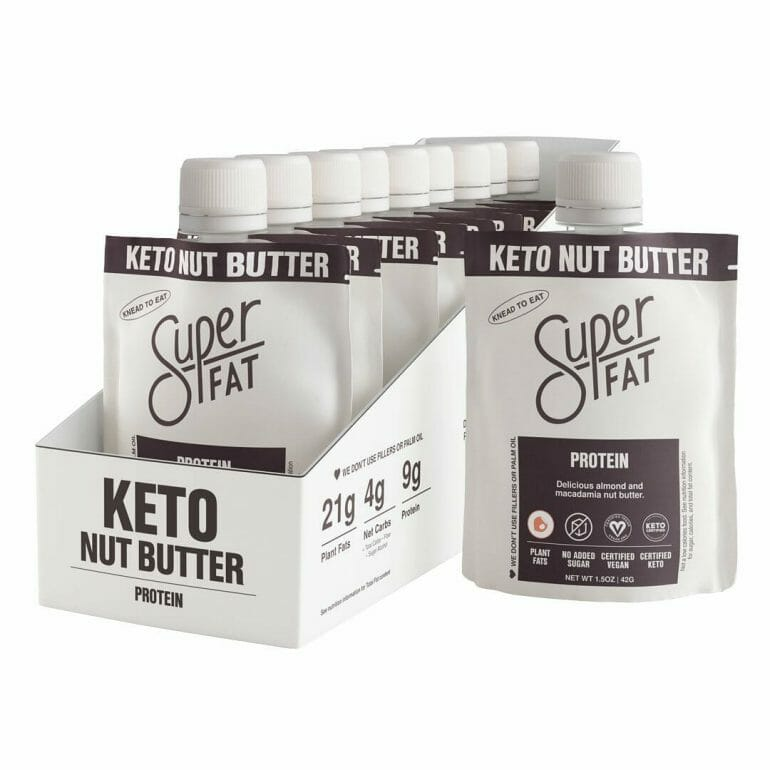 Protein Nut Butter.