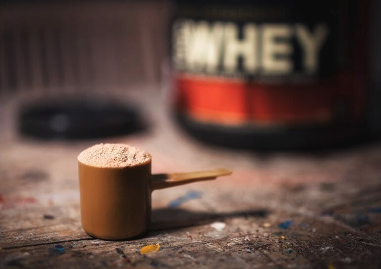 Whey protein has high bioavailability and absorbability scores