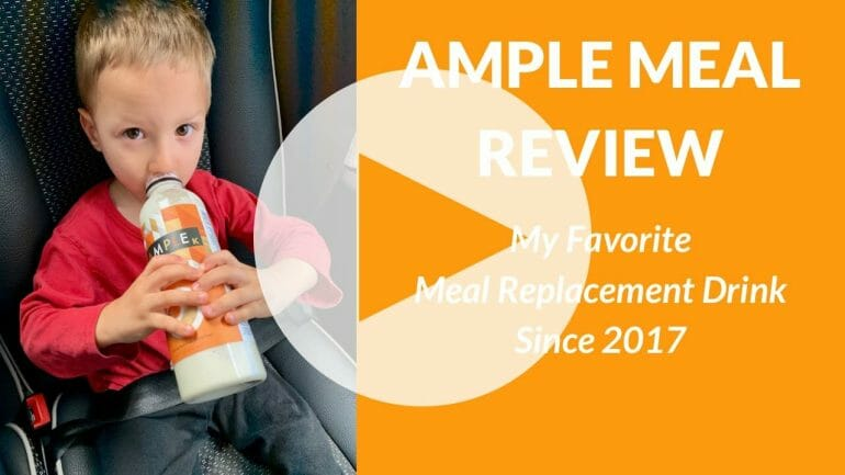 Click the image to watch my Ample Meal Review on YouTube