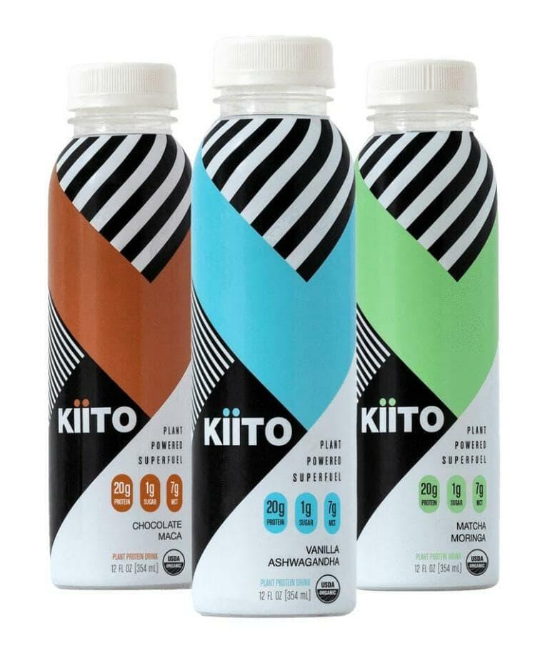 KiiTO Vegan Keto Shake Mix
