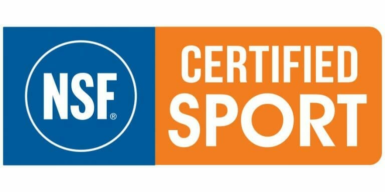 Supplement Risk and NSF Certified for Sport®