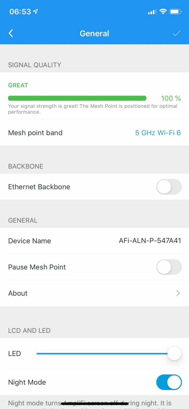 AmpliFi Alien - Backhaul