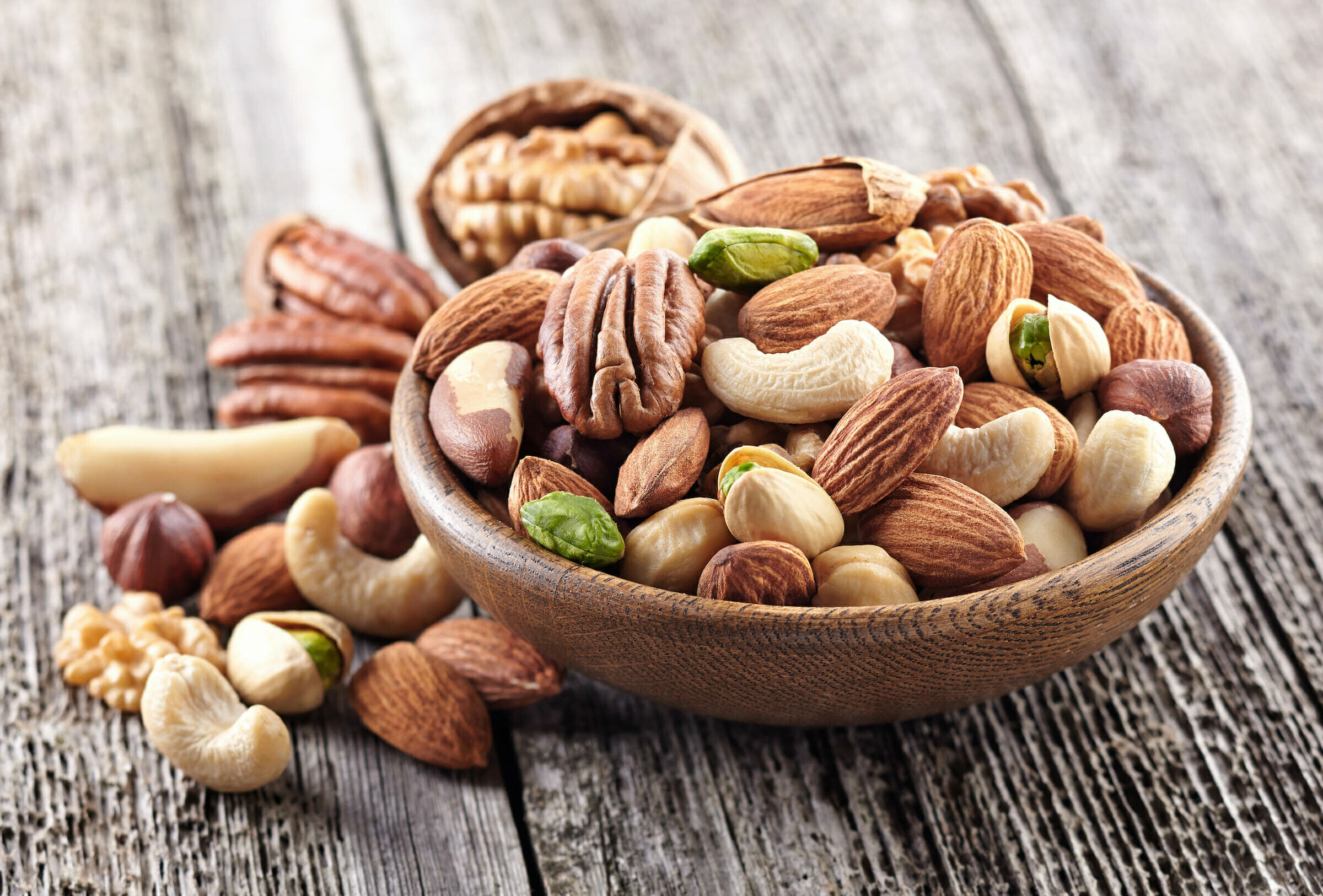 Best nuts and seeds for keto