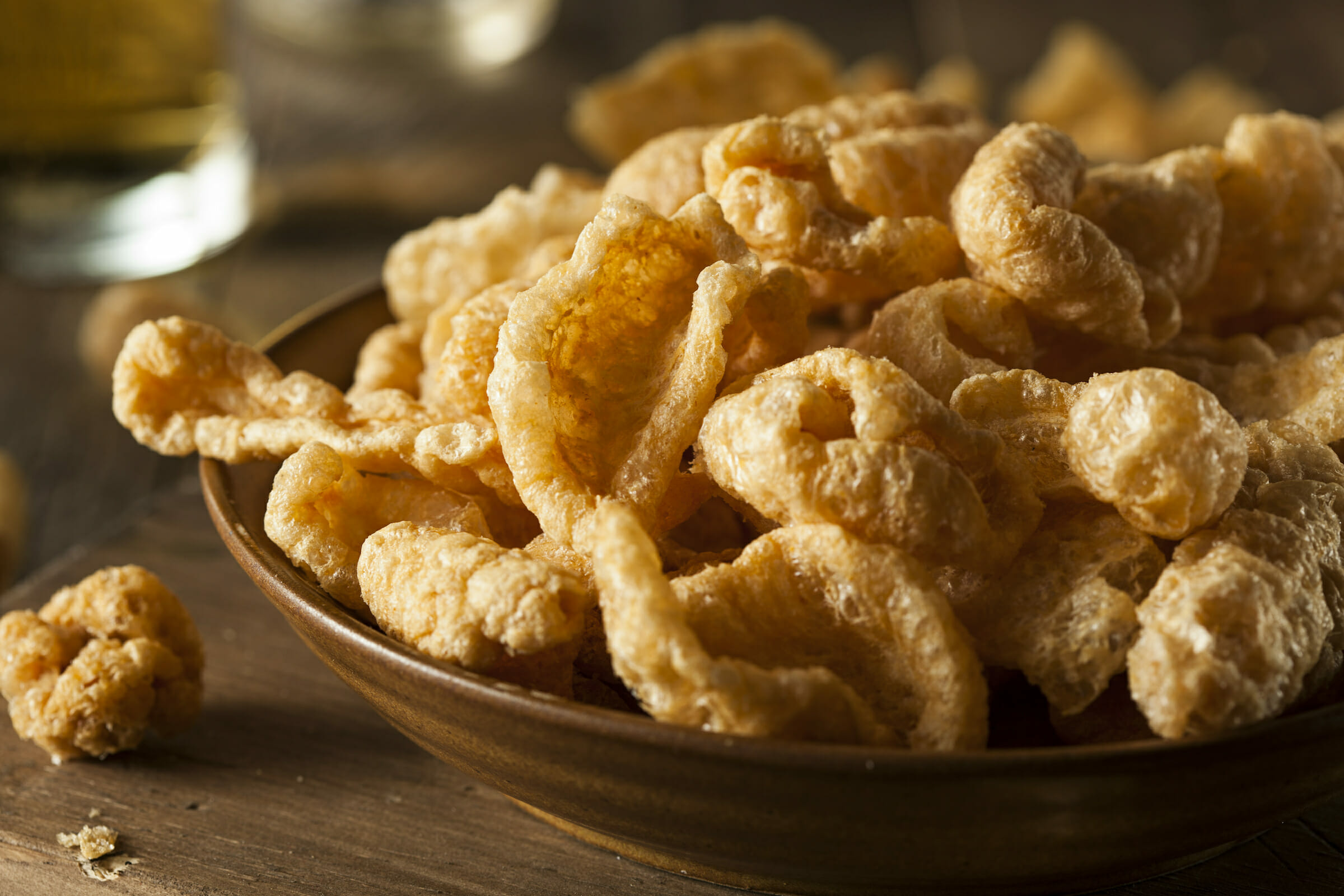 Why Fried Pork Skins (Chicharrones) Might Be The Perfect Keto Snack