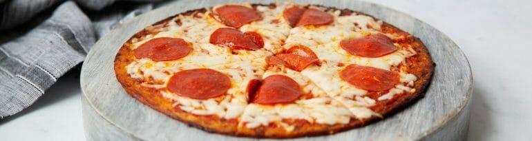 Califlour - Cauliflower pizza