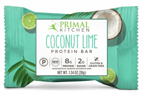 Primal Kitchen Collagen Bar (Coconut Lime)
